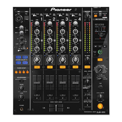 Pioneer DJM-850 DJ-Mixer