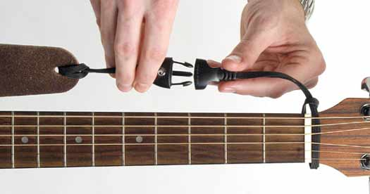 Planet Waves Quick Release System