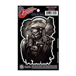 PlanetWaves GT77005 Guitar Tattoo - Grim Reaper