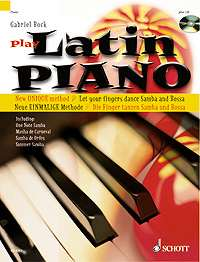 Playing Latin Piano, ED 9262