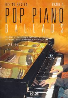 Pop Piano Ballads Band 2