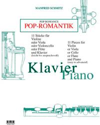 Pop Romantik - Klavierbegleitung, AMA Verlag