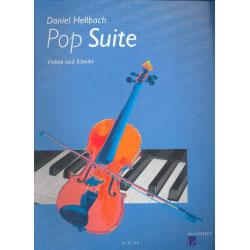 Pop Suite - für Violine und Klavier