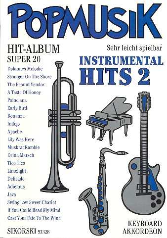 Popmusik Hit-Album Super 20: Instrumental Hits 2