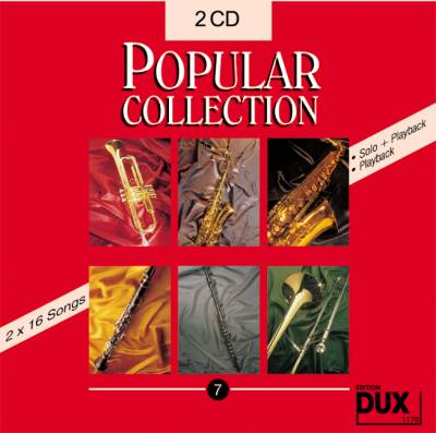 Popular Collection 7 Doppel-CD