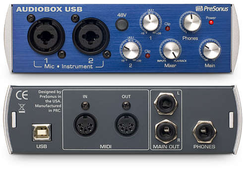 Presonus Audio Box USB 2x2