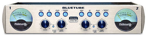 Presonus Bluetube DP 2-Channel Micpre stereo dual path, ClassA