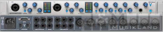 Presonus FIRESTUDIO Tube