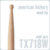 Pro Mark TX718W Acid Jazz Sticks