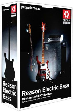 Propellerhead ReFill Electric Bass