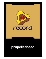 Propellerhead Record HD Recording Software