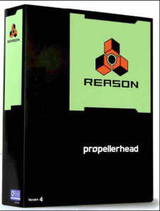 Propellerhead Upgrade Reason auf 4.0