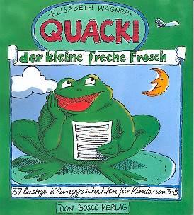 Quacki der kleine Frosch