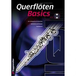 Querflöten Basics mit CD - Schwarzholz, Arne