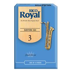 RICO Royal RLB1015 Baritonsaxophon Blätter 1,5