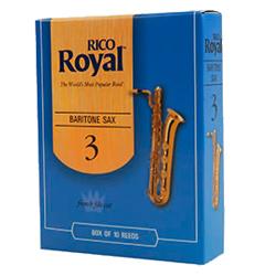 RICO Royal RLB1035 Baritonsaxophon Blätter 3,5