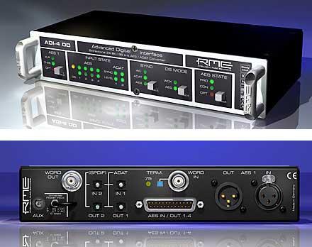RME ADI-4 DD Dual Format Converter