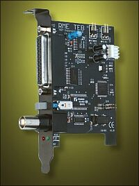 RME TEB TDIF Expansion Board