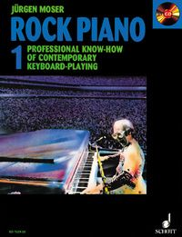 ROCK PIANO, Band 1 - Moser, Jürgen