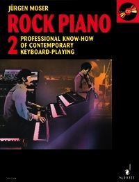 ROCK PIANO, Band 2 - Moser, Jürgen