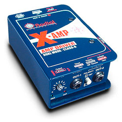 Radial X-Amp aktive Re-Amping Box