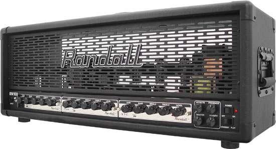 Randall RM-100 Topteil