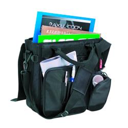Reloop Backpack black für 50 Platten