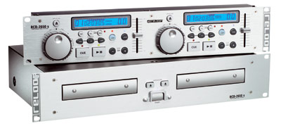 Reloop RCD-2650 s Doppel-CD-Player