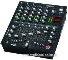 Reloop RMX-40 USB DJ-Mixer