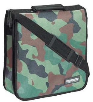 Reloop Record Bag Camouflage für 30 LPs