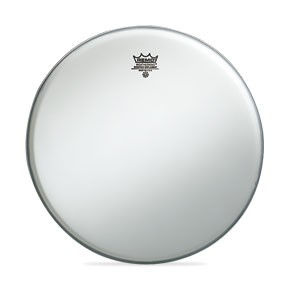 Remo Ambassador/coated 15""