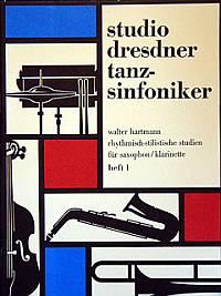 Rhythmisch Stilistische Studien 2 - Saxophon/Klarinette
