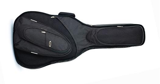 Ritter RCG-700-6 D/NBS Tasche Westerngitarre schwarz
