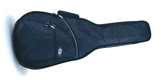 Ritter RJG-400-6 C/BLK Klassikgitarre 4/4 GigBag