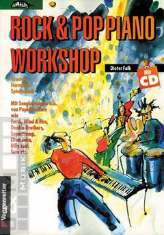 Rock & Pop Piano Workshop - Dieter Falk mit CD