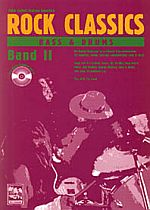 Rock Classics - Bass & Drums, Band 2 mit CD