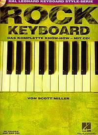 Rock Keyboard (dt.), Scott Miller HL311034