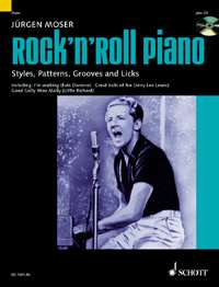 Rock'n' Roll Piano, Jürgen Moser ED9592