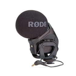 Rode Stereo Video Mic Pro SVMP