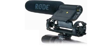 Rode VideoMic Camcorder Mikrofon