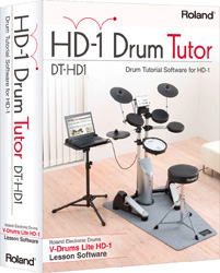 Roland DT-HD-1 Drum Tutor