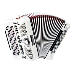 Roland FR-7XB WH V-Accordion