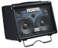 KC-110 stereo Batt. Key Amp 30Watt