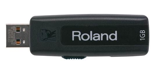 Roland M-UF1G USB Flash Memory Stick