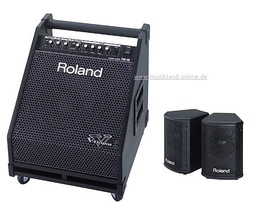 Roland PM-30 Drum-Monitor
