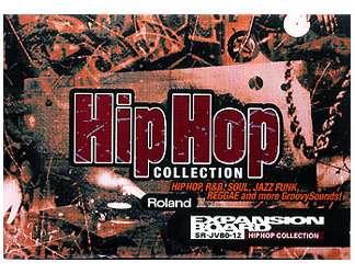 Roland SR-JV80-12 HipHop Expansion