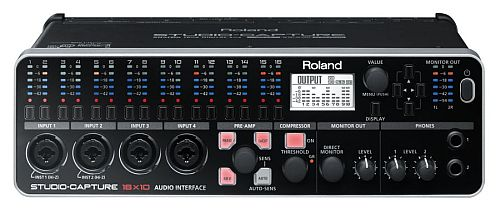 Roland Studio Capture