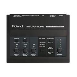 Roland UA-33 TRI-CAPTURE USB Audio Interface