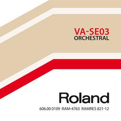 Roland VA-SE03 V-Accordion Klangerweiterung