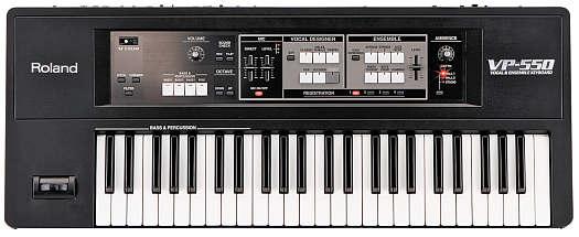 Roland VP-550 Vocal & Ensemble Keyboard